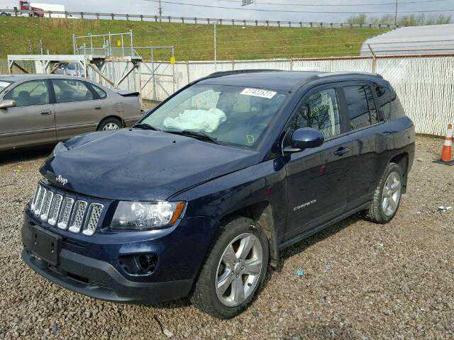 2014 jeep compass la for sale in northfield oh. Black Bedroom Furniture Sets. Home Design Ideas