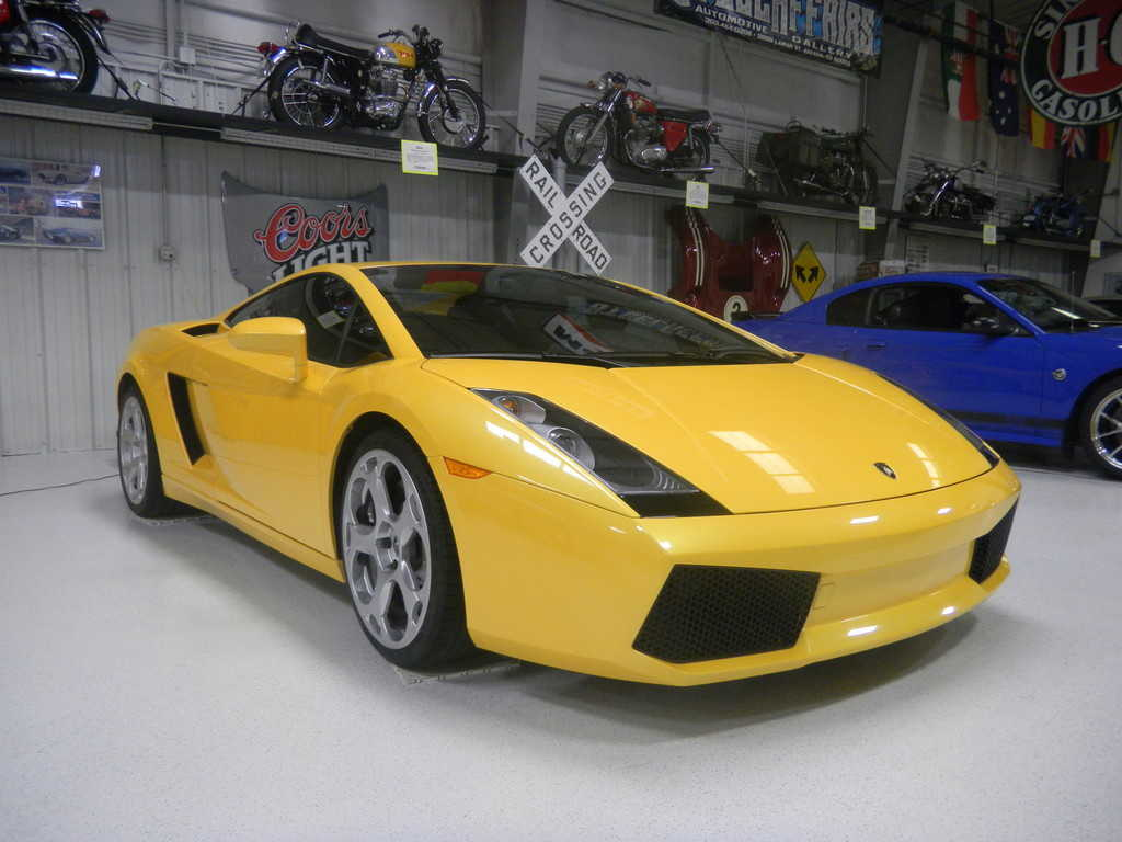 2005 lamborghini gallardo for sale in arvada co. Black Bedroom Furniture Sets. Home Design Ideas