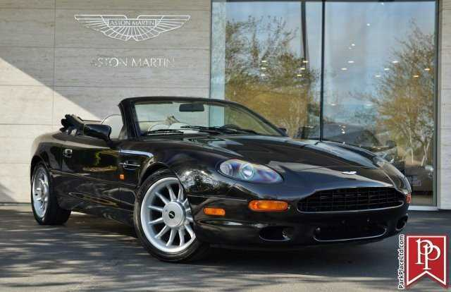 Aston Martin DB For Sale In Bellevue WA SCFAAVK - Aston martin bellevue