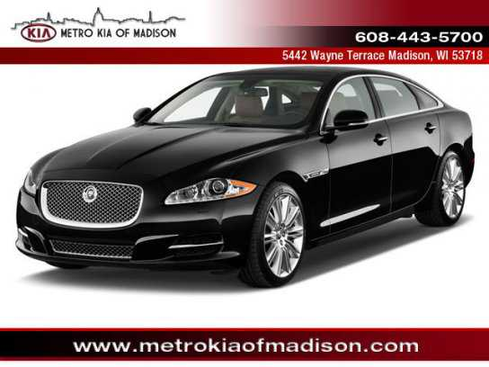 2014 JAGUAR XF For Sale In Madison, WI