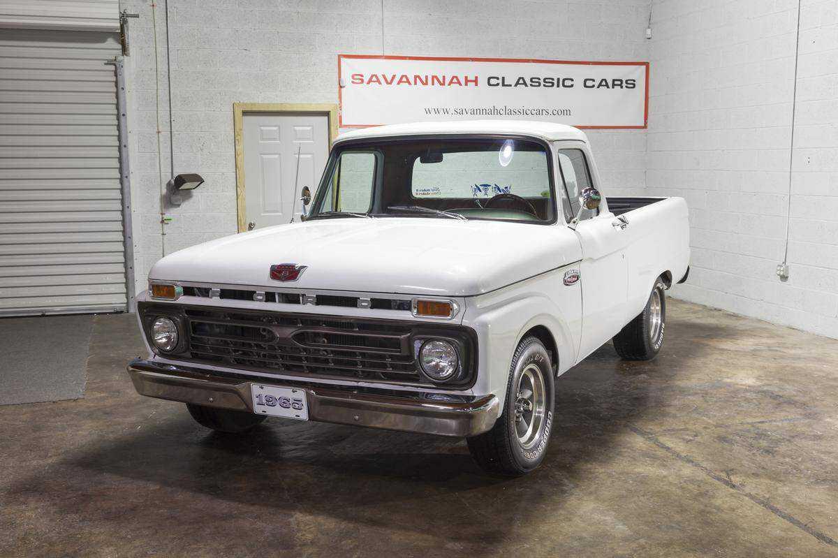1965 Ford F100 for sale in Savannah, GA | f10dk614240