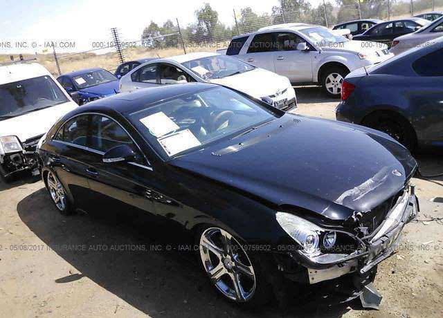 2007 mercedes benz cls for sale in fontana ca for Mercedes benz fontana ca