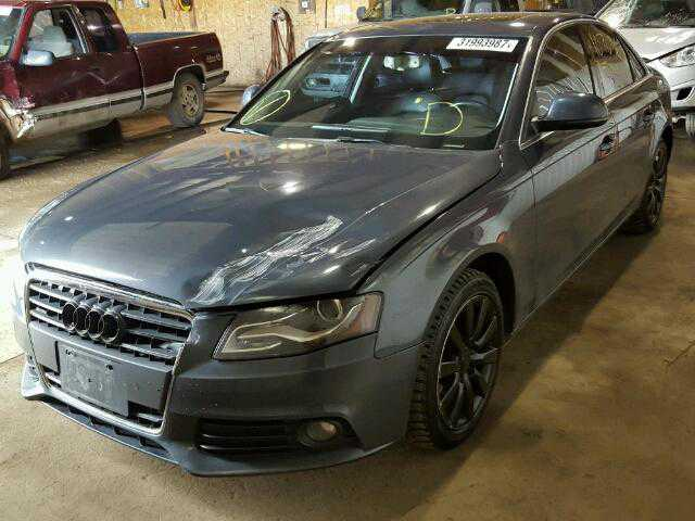 2009 Audi A4 2 0t Qu For Sale In Anchorage Ak
