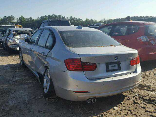 2014 BMW 328I for Sale in ELLENWOOD GA  WBA3A5G52ENP34090