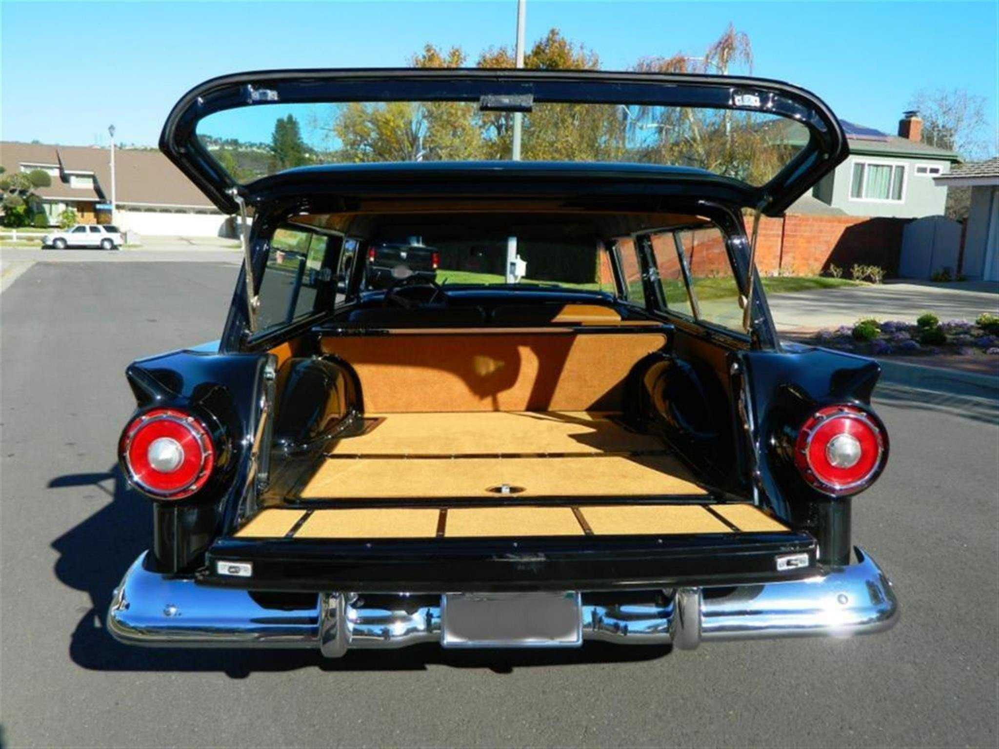 1957 Ford Station Wagon Series for sale in Orange, CA |