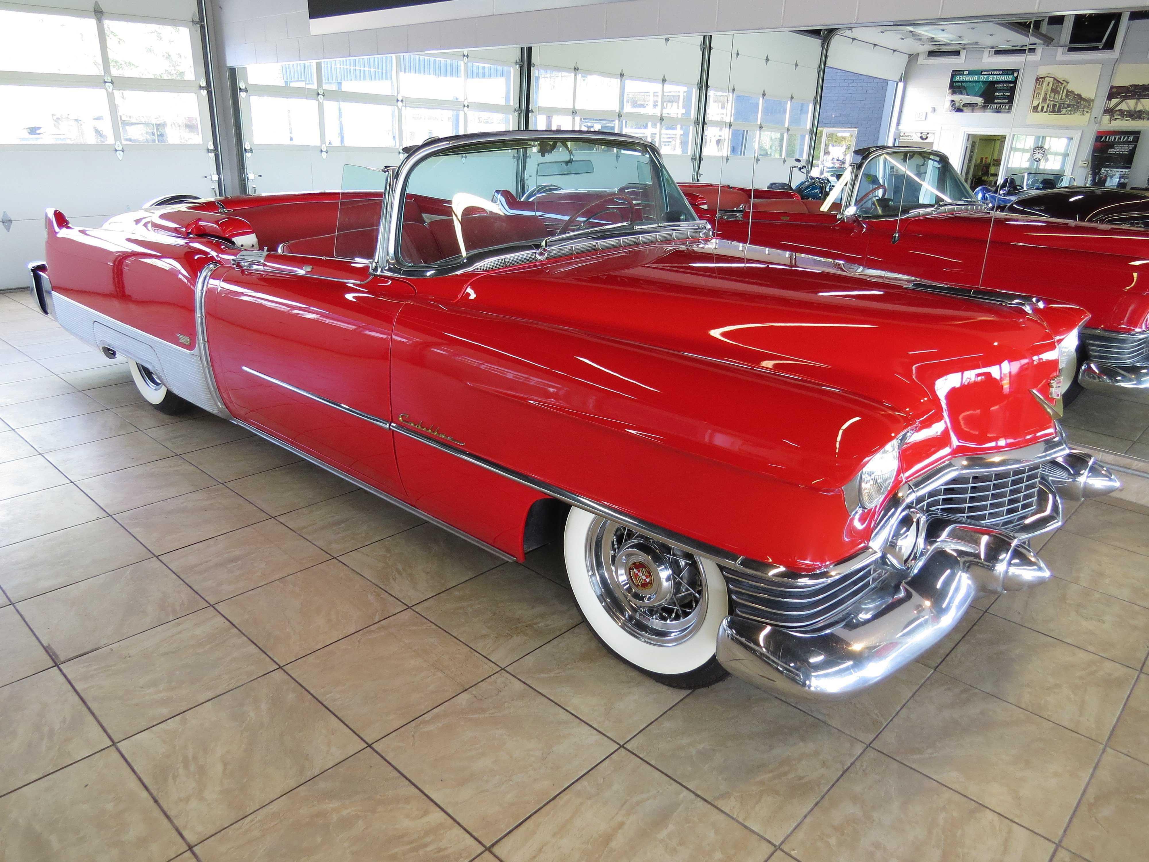 1954 Cadillac Eldorado For Sale In St Charles Il El Dorado