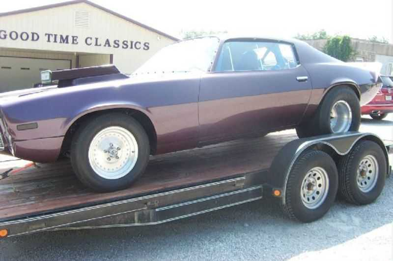 1970 Chevrolet Camaro Drag Car for sale in West Line, MO |