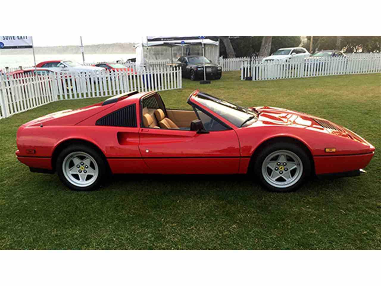 1987 ferrari 328 gts for sale in zffxa20a0h0074175 1987 ferrari 328 gts vanachro Image collections