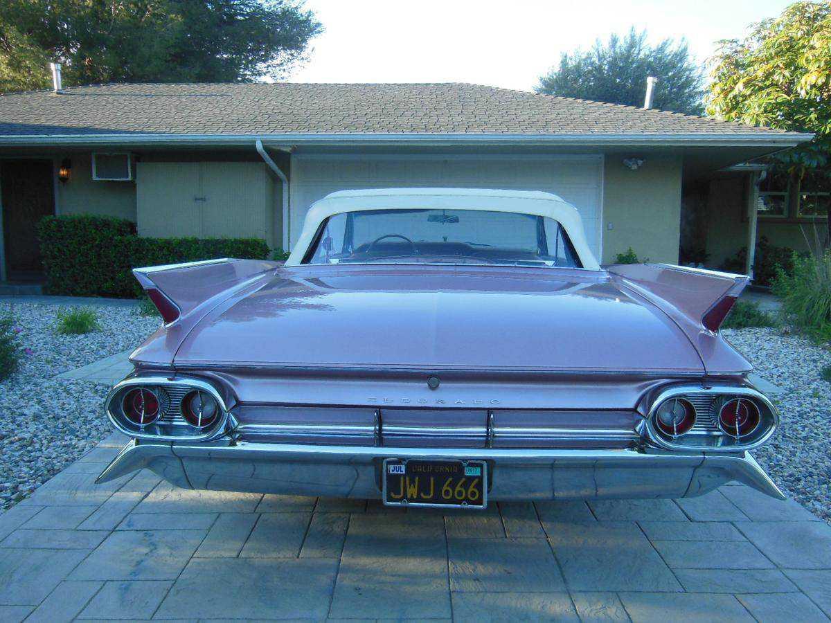1961 Cadillac Eldorado Biarritz For Sale In West Hills Ca El Dorado Prev