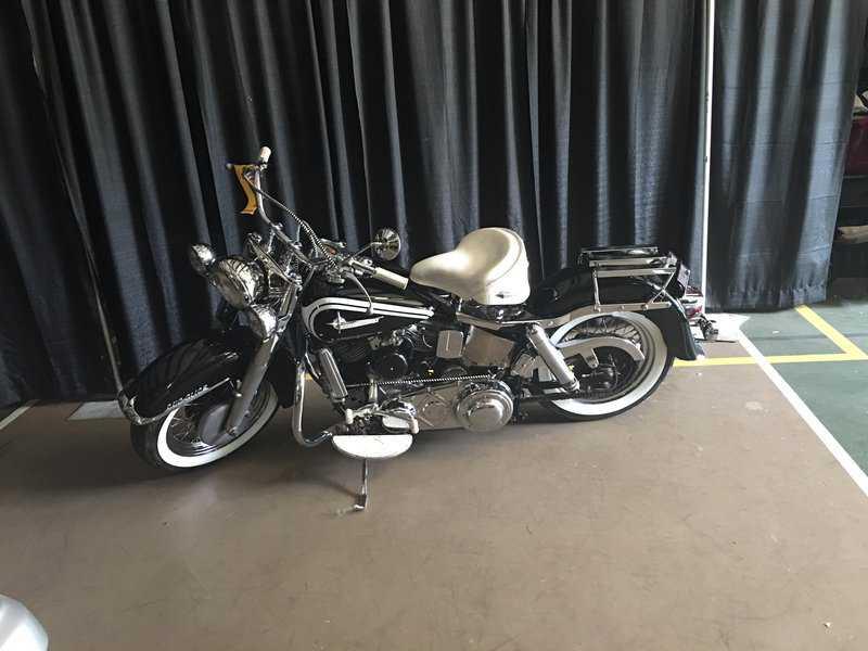 1956 Harley Davidson PANHEAD FLH DUOGLIDE for sale in