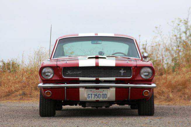 1966 Shelby GT350 For Sale In Emeryville CA