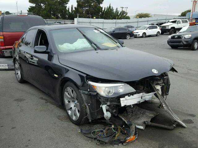 2004 BMW 530I for Sale in VALLEJO CA  WBANA73554B047308