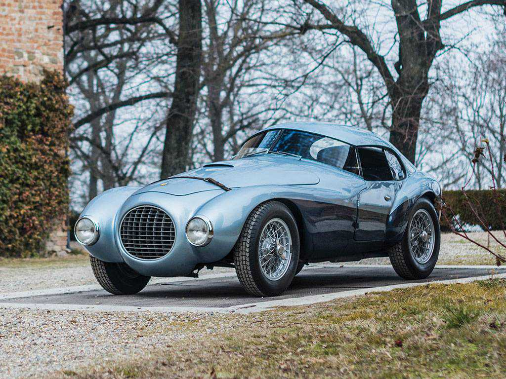 used ferrari 166 for sale