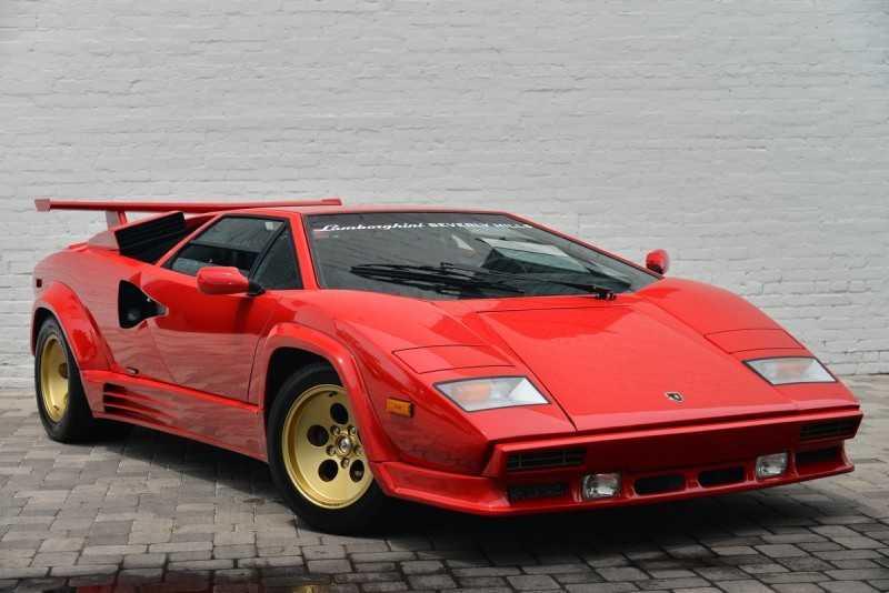 1988 Lamborghini Countach For Sale In Beverly Hills Ca