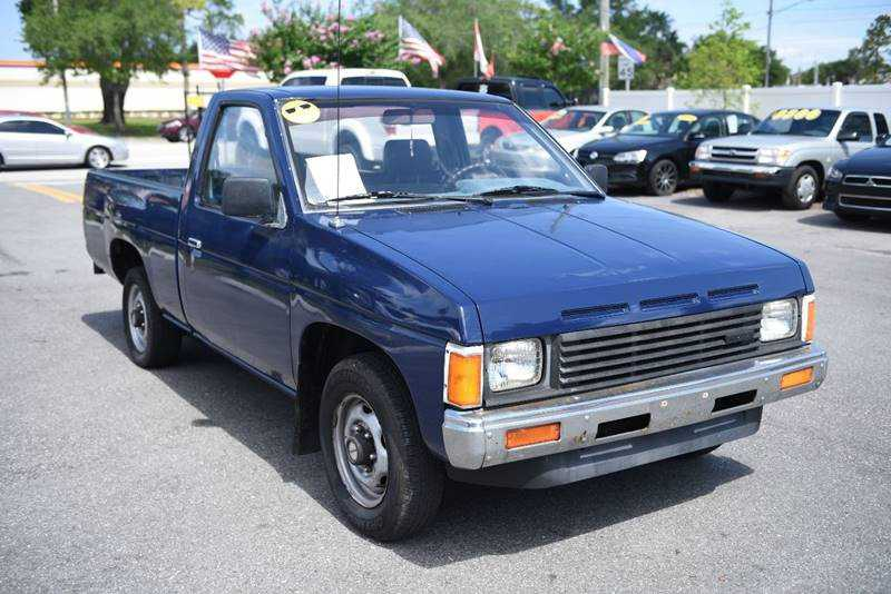 1987 Nissan Truck for sale in Orlando, FL | 1N6ND11S7HC357103