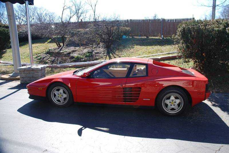 1988 Ferrari Testarossa For Sale In Bensalem Pa