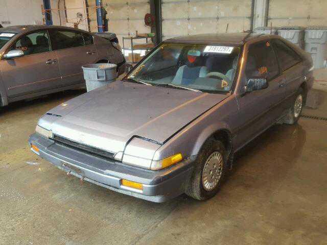 1987 Honda Accord Lxi For Sale In Graham Wa Jhmca5384hc098760