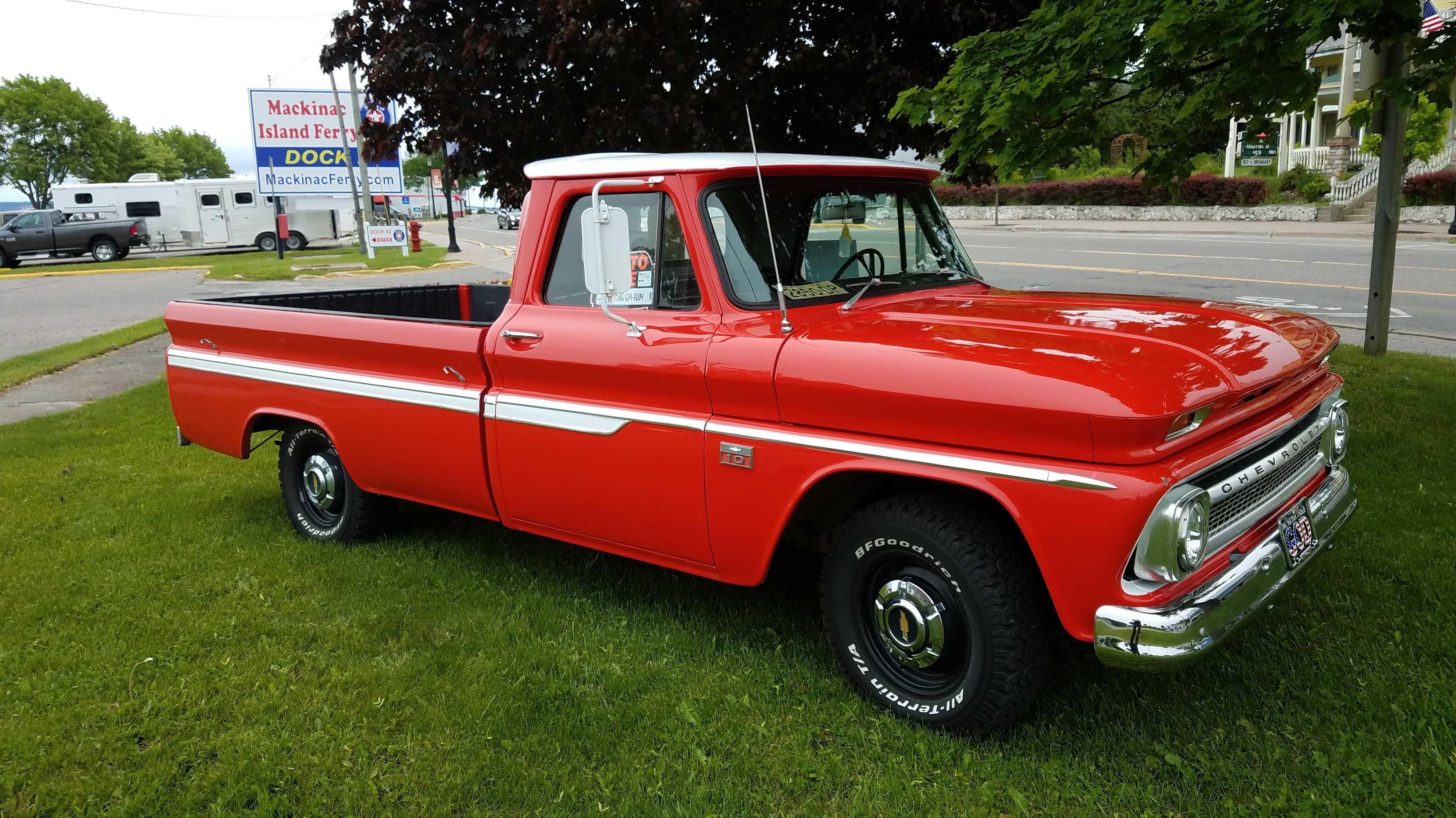 1966 Chevrolet C K Trucks For Sale In Sterling Heights Mi Pickup Truck