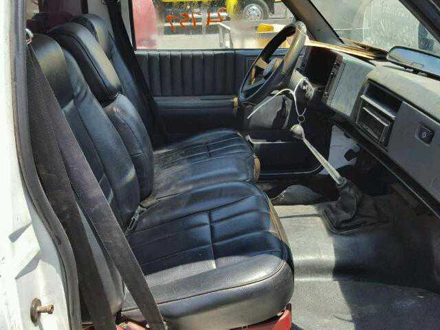 1988 GMC S15 for sale in FRESNO, CA | 1GTBS14R8J8537381