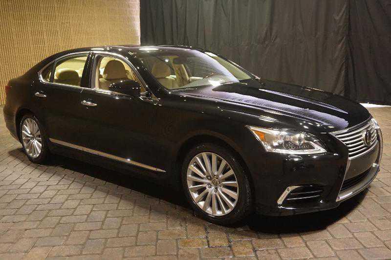 Black Lexus