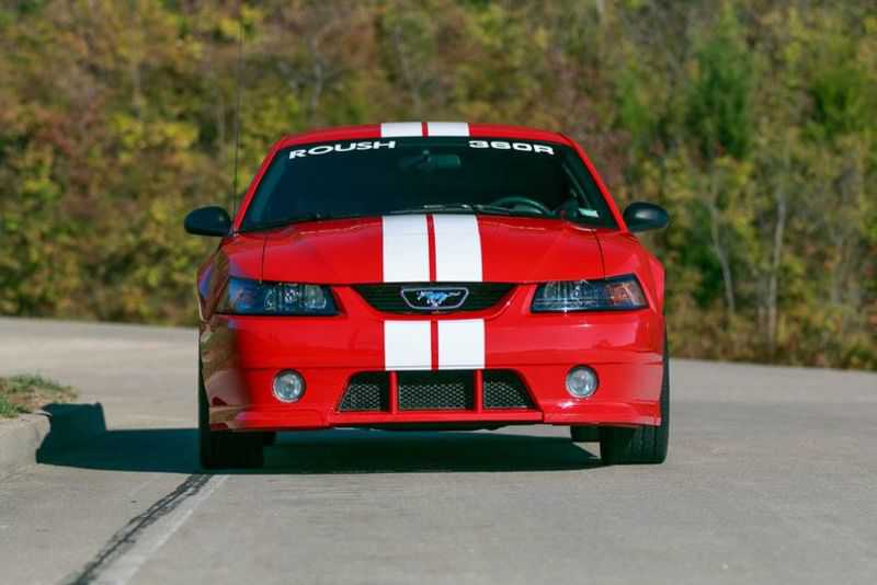 2002 Ford Mustang Roush 360R for sale in Saint Charles, MO  