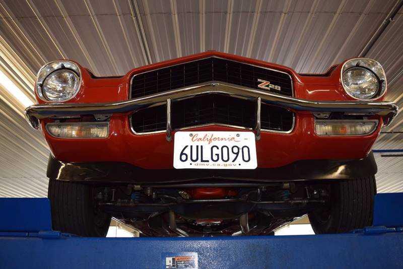 1971 Chevrolet Camaro for sale in Endicott, NY