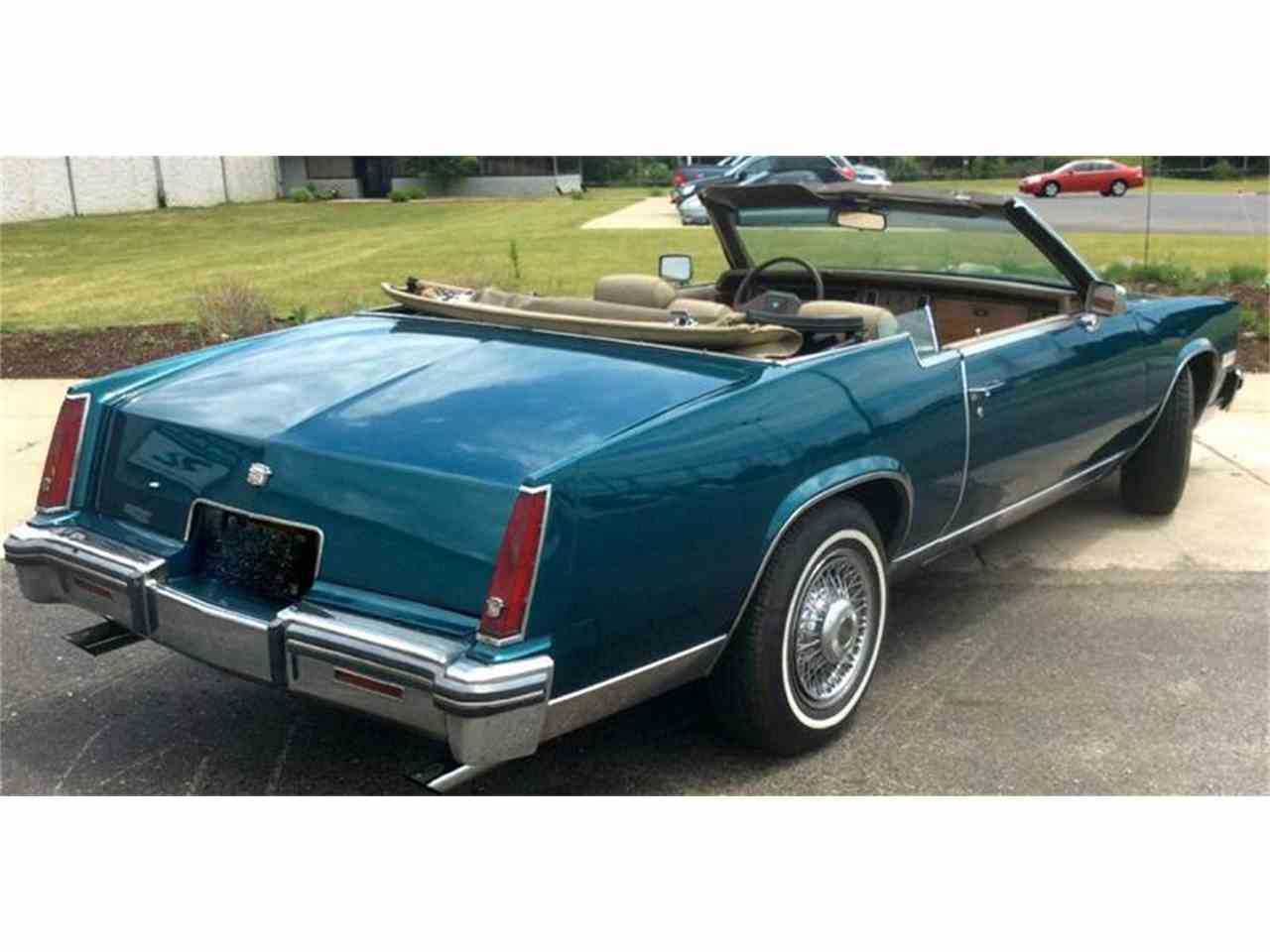 1981 cadillac eldorado for sale in hilton ny 1g6al5794be631193 dad s classic cars