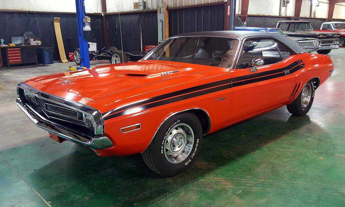 1971 Dodge Challenger for sale in Sherman, TX | JS23N1B426937