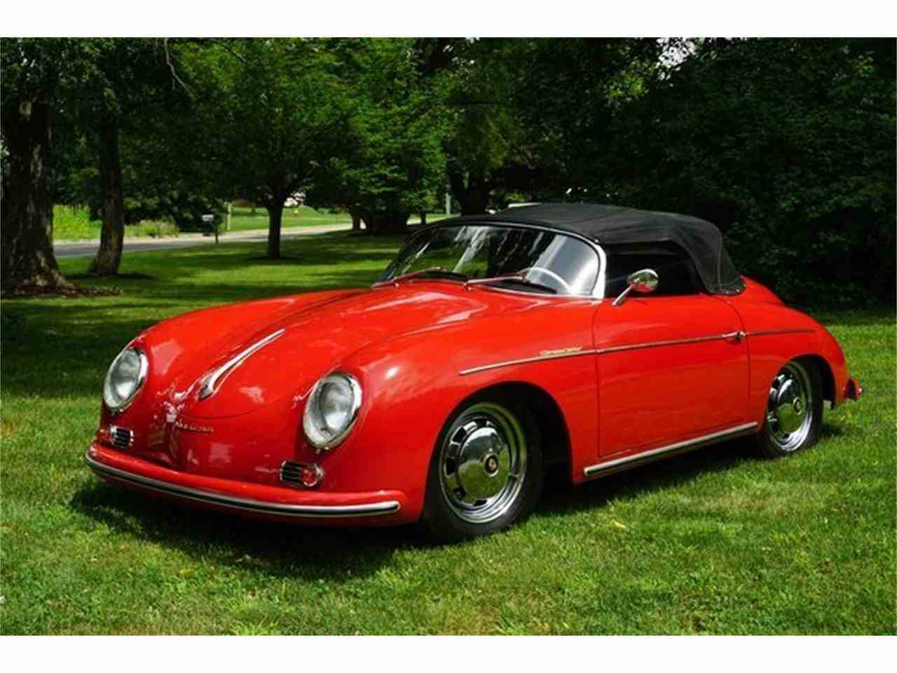 1957 Porsche 356 Speedster Replica Authenti For Sale In
