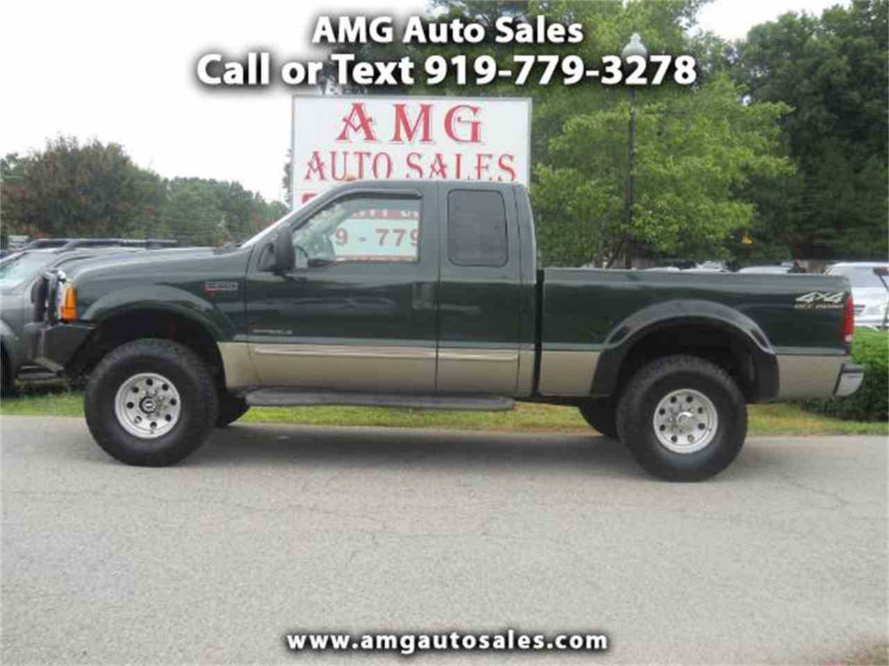 2000 Ford F250 For Sale In Raleigh Nc 1ftnx21f8yed99416 Super Duty