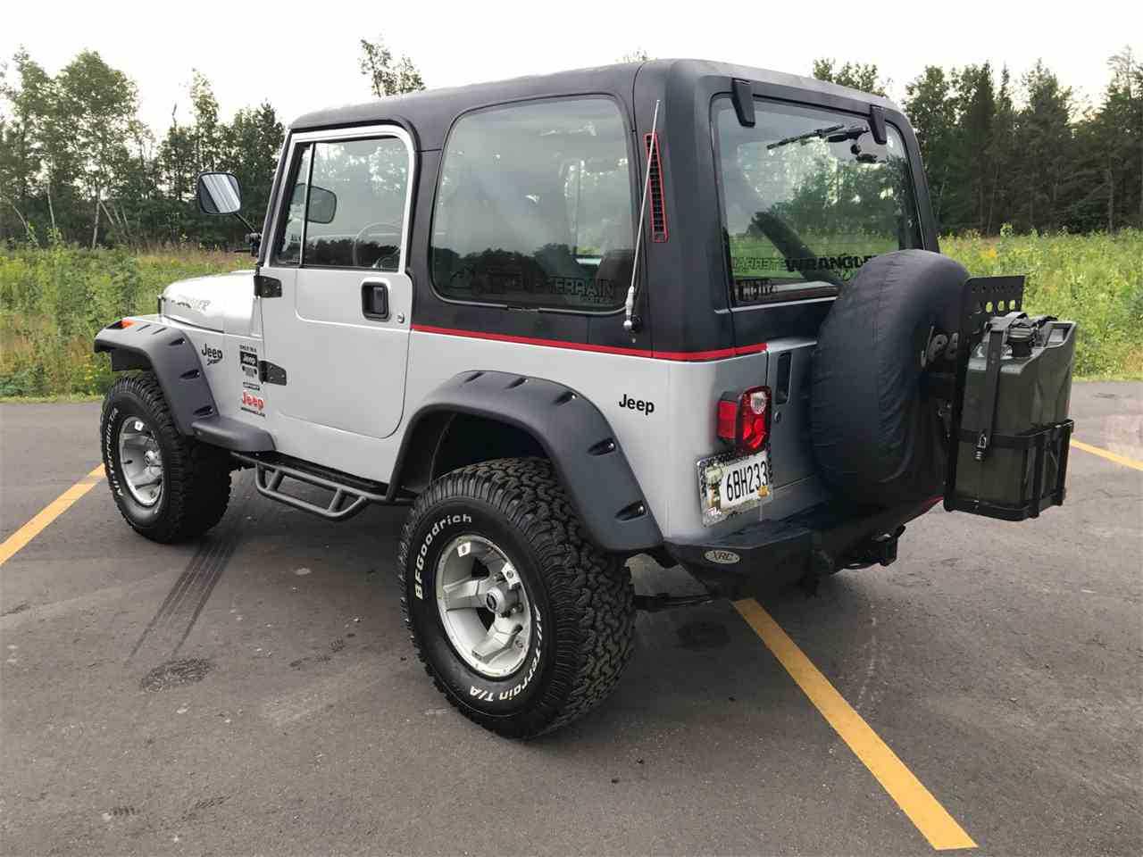 1988 Jeep Wrangler For Sale In Brainerd Mn 2bccv8111jb531830 Hard Top