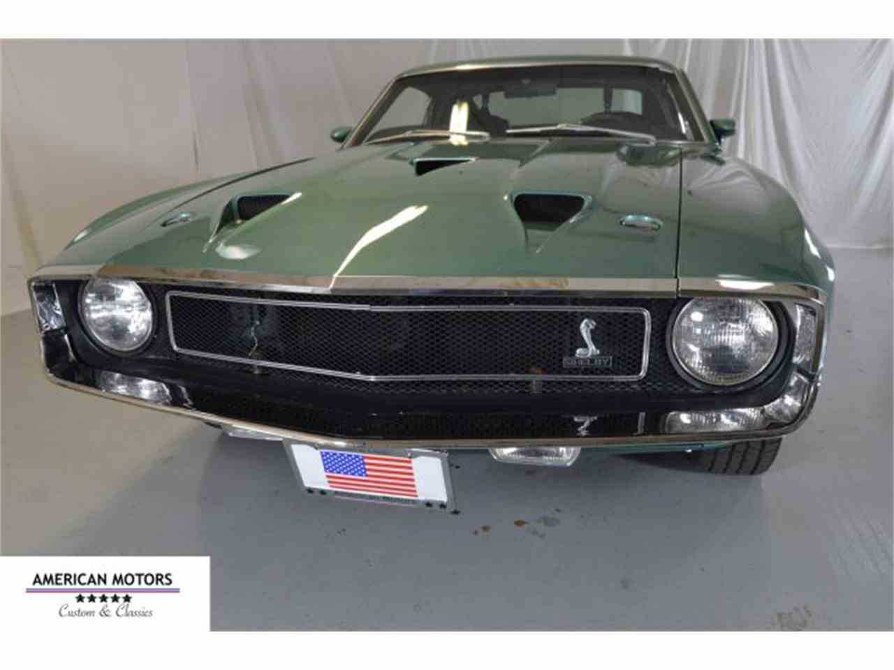 1969 Ford Shelby Gt500 Fastback For Sale In Mustang Mach 1 Prev Next