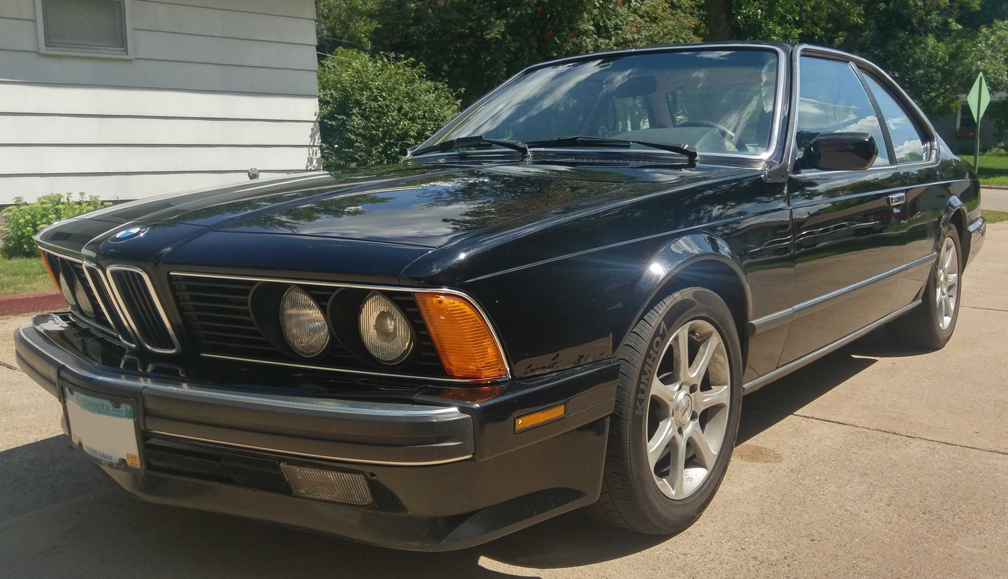 Bmw 635 For Sale In Ohio