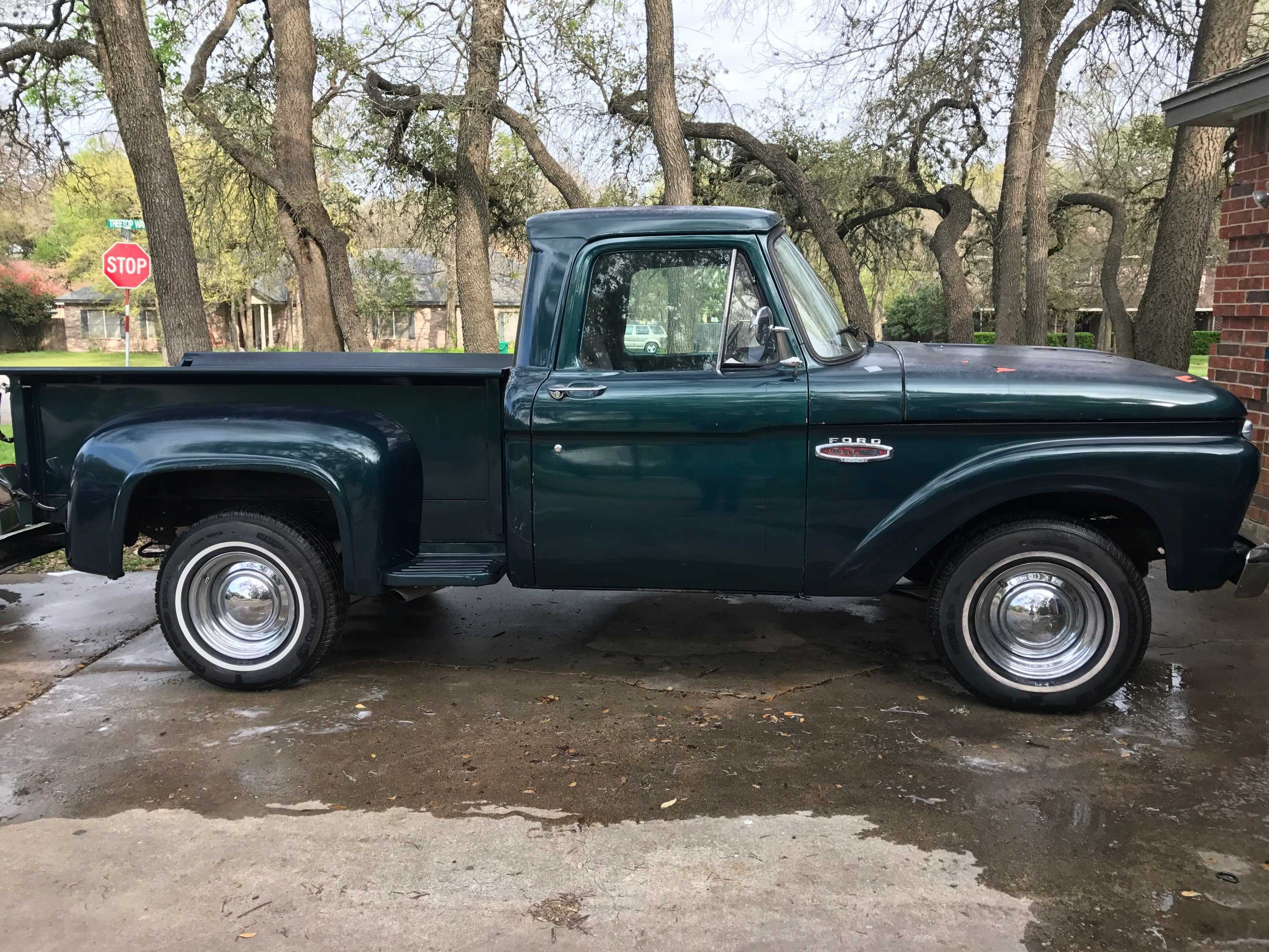 1966 Ford F100 for sale in Buda, TX