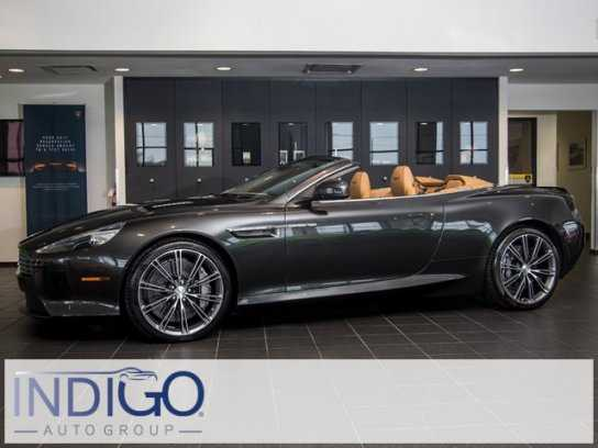 2014 ASTON MARTIN DB9 for Sale in Houston TX