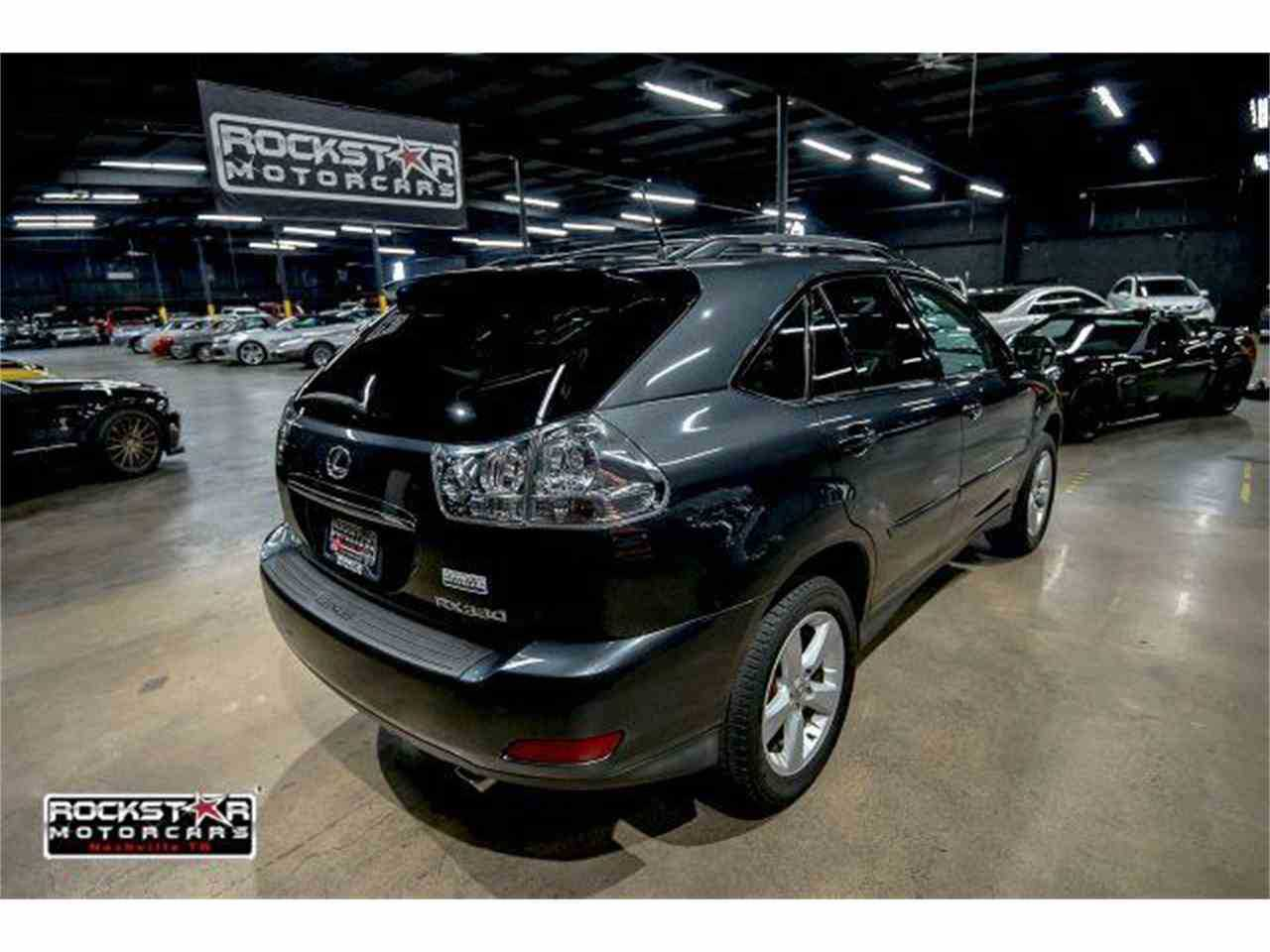 2005 Lexus Rx330 For Sale In Nashville Tn 2t2ha31u45c083444 Interior