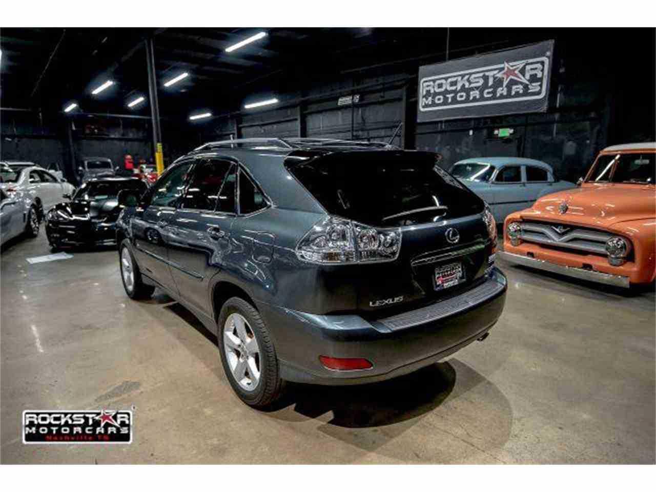 2005 Lexus Rx330 For Sale In Nashville Tn 2t2ha31u45c083444 Interior