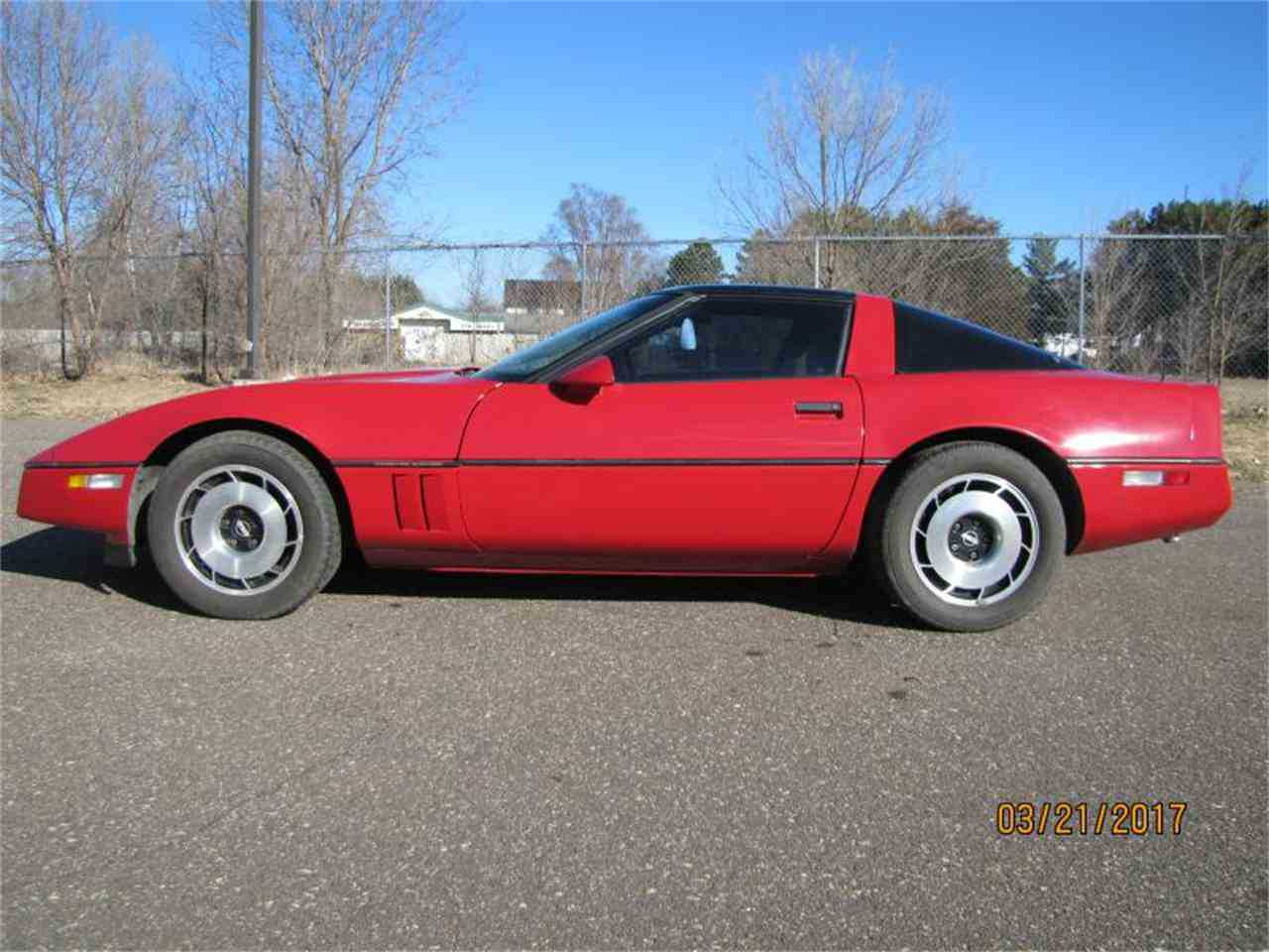 1984 chevrolet corvette for sale in andover mn. Black Bedroom Furniture Sets. Home Design Ideas