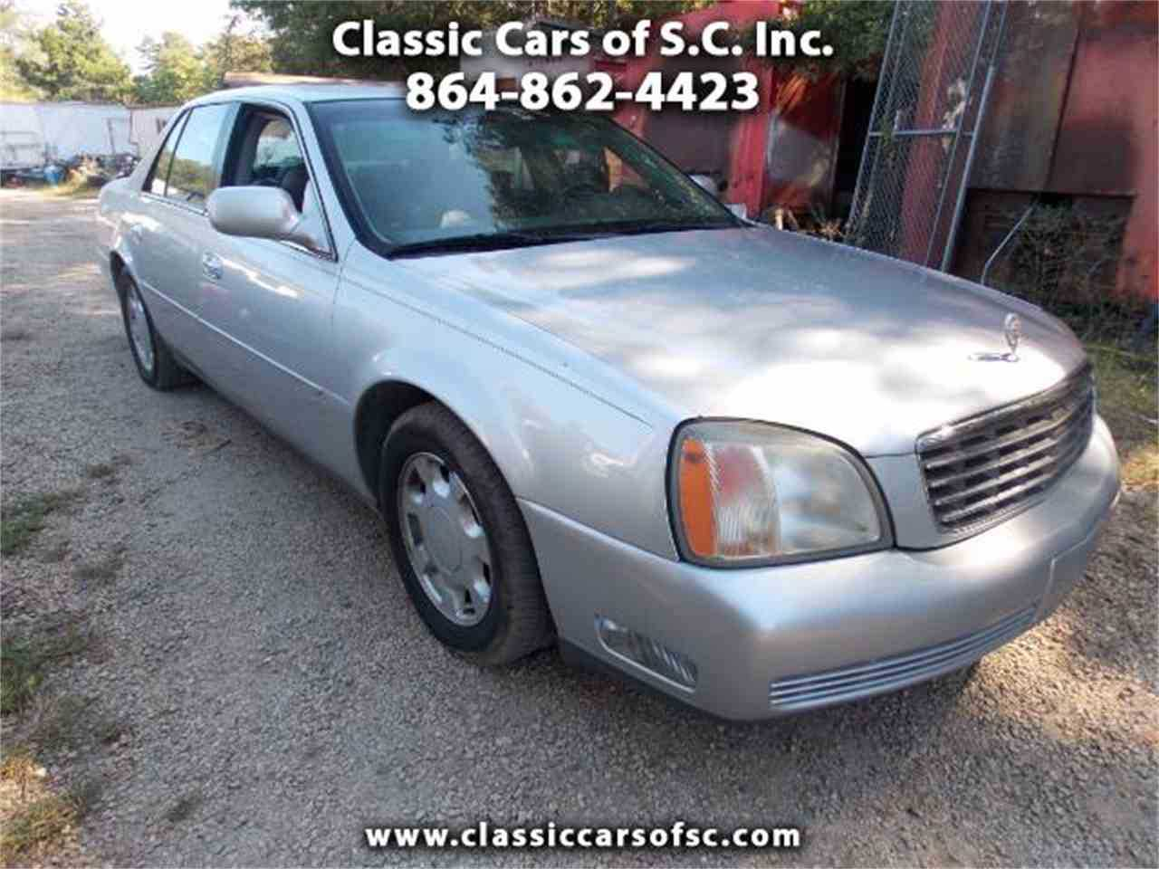 Used Cadillac De Ville For Sale In South Carolina 1951 Coupe Deville 2000
