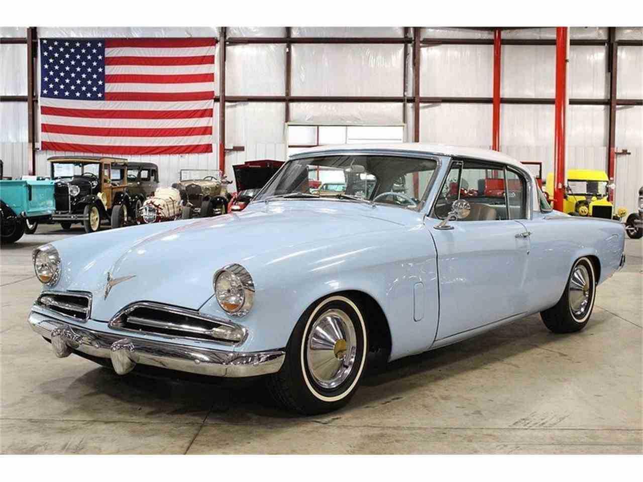 1953 studebaker starlight