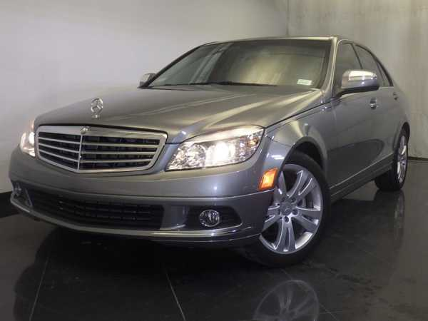 2009 Mercedes Benz C Class For Sale In Kissimmee Fl