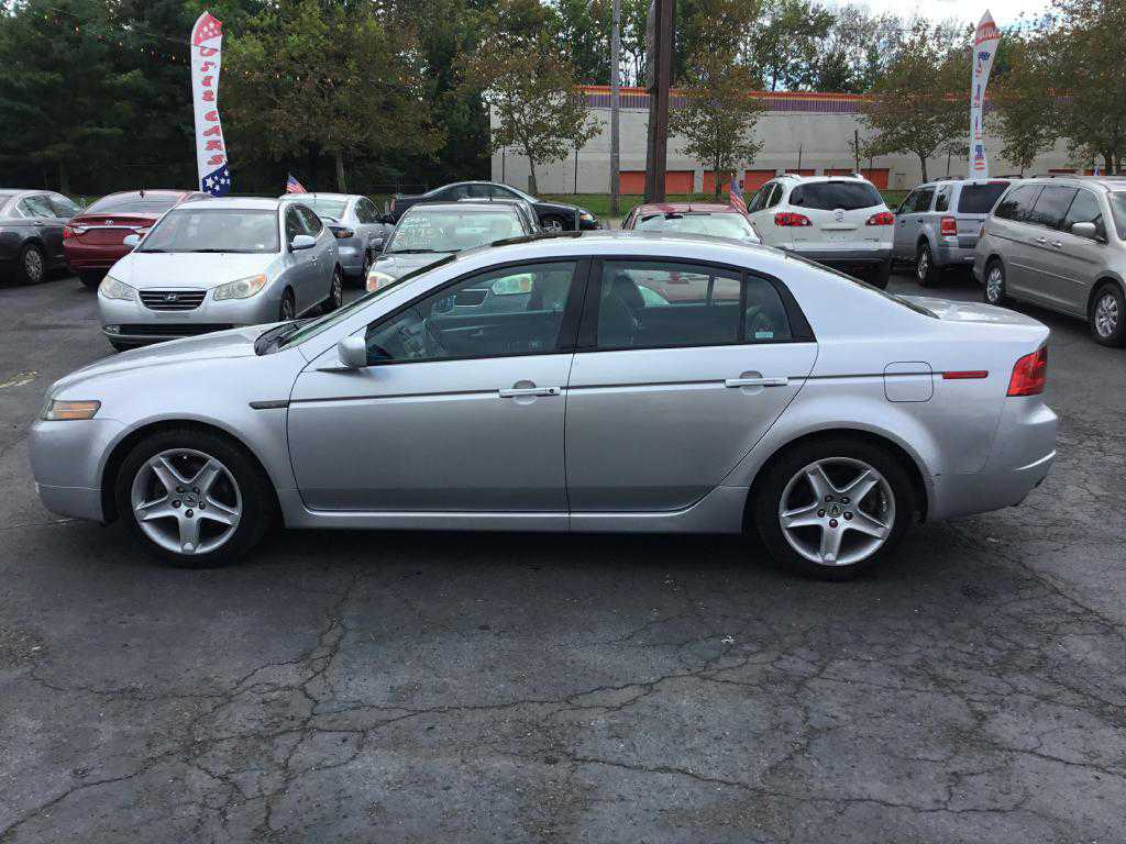 view salvage auctions cert copart online en acura damage tl of for baltimore auto silver left lot in md sale on carfinder