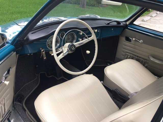 1964 Volkswagen Karmann-Ghia for sale in Riverhead, NY