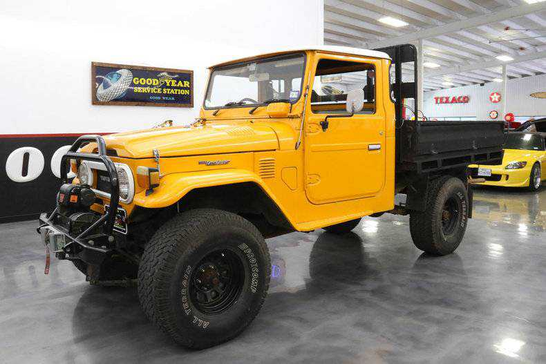 1978 Toyota FJ45 for sale in Fredericksburg, TX | FJ45178390