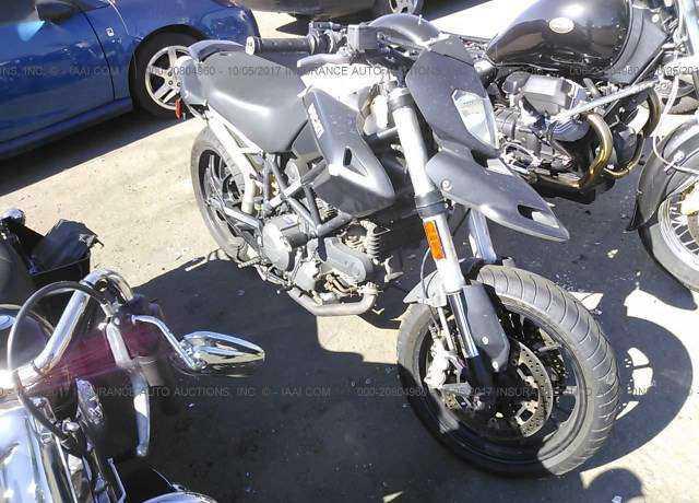 ZDM1YAAN2AB015767 Ducati Hyperstrada 2010
