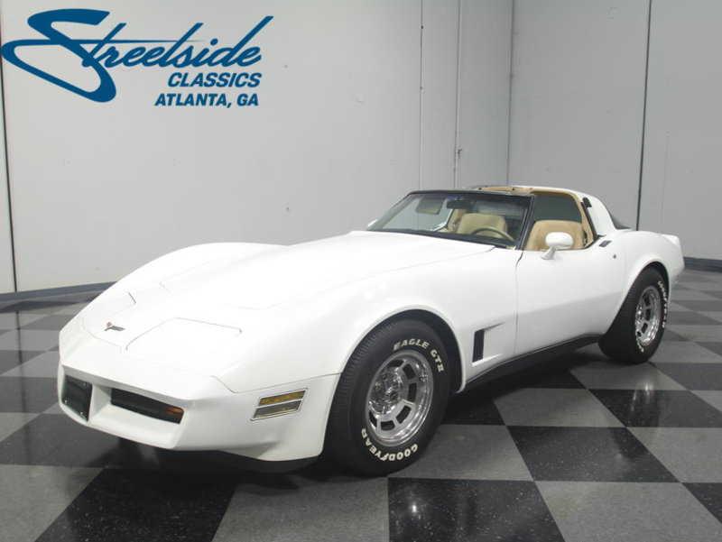 1980 Chevrolet Corvette for sale in Lithia Springs, GA  