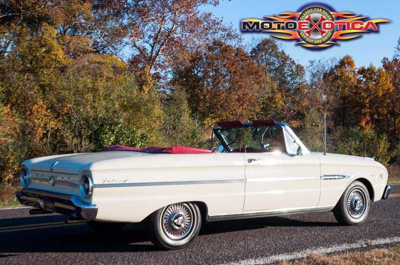 1963 Ford Falcon Sprint for sale in St  Louis, MO |