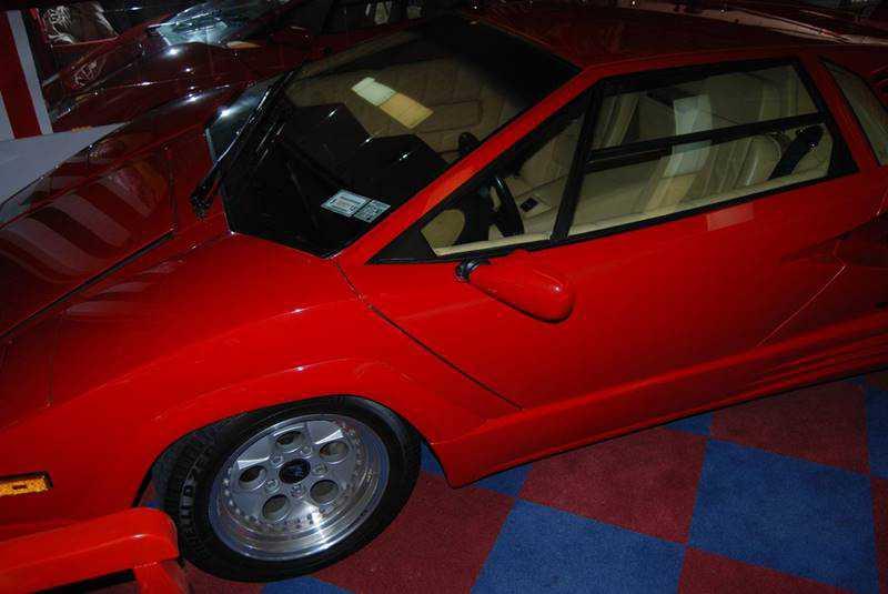 1989 Lamborghini Countach For Sale In Buffalo Ny Za9ca05a3kla12696