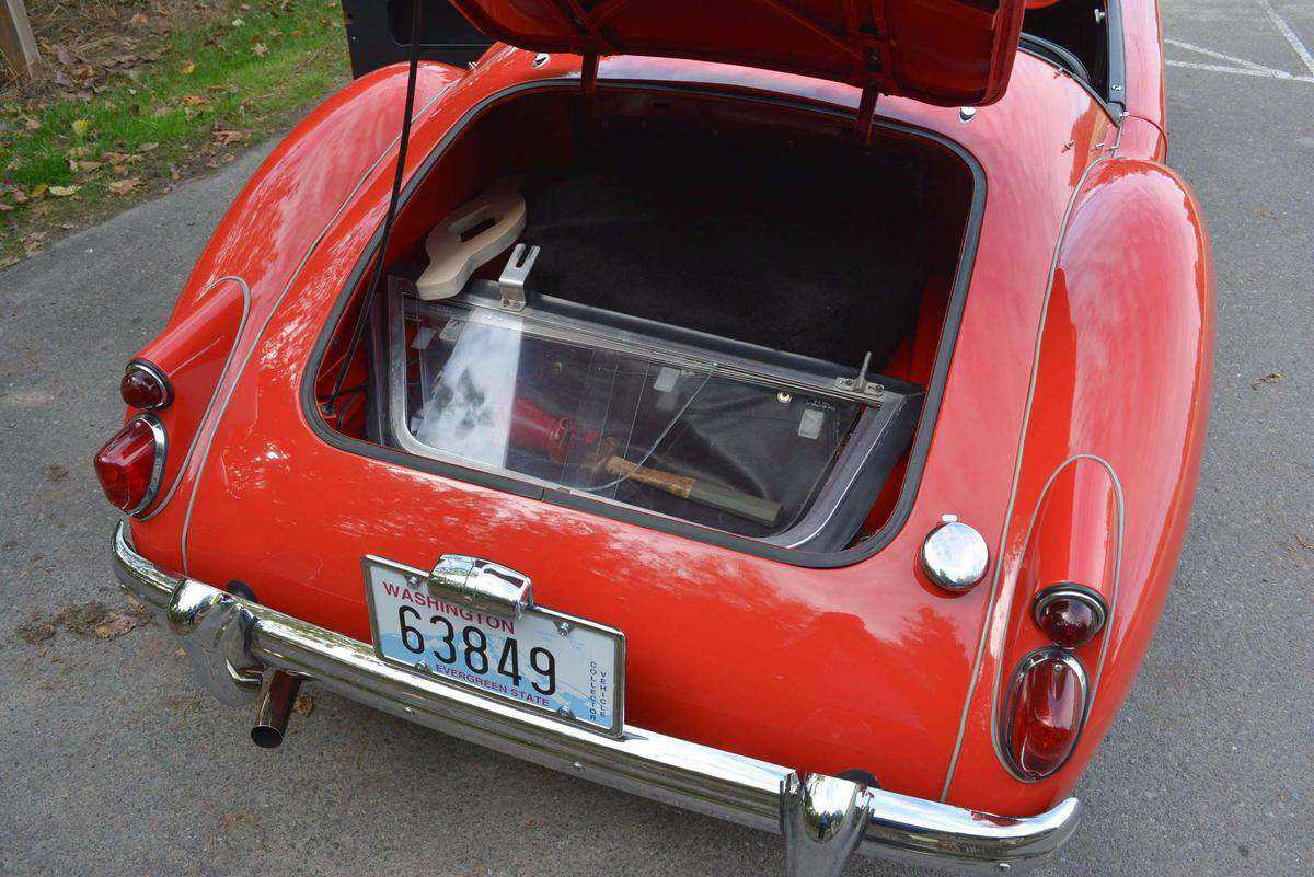 1960 MG A for sale in Redmond, WA | GHNL93653