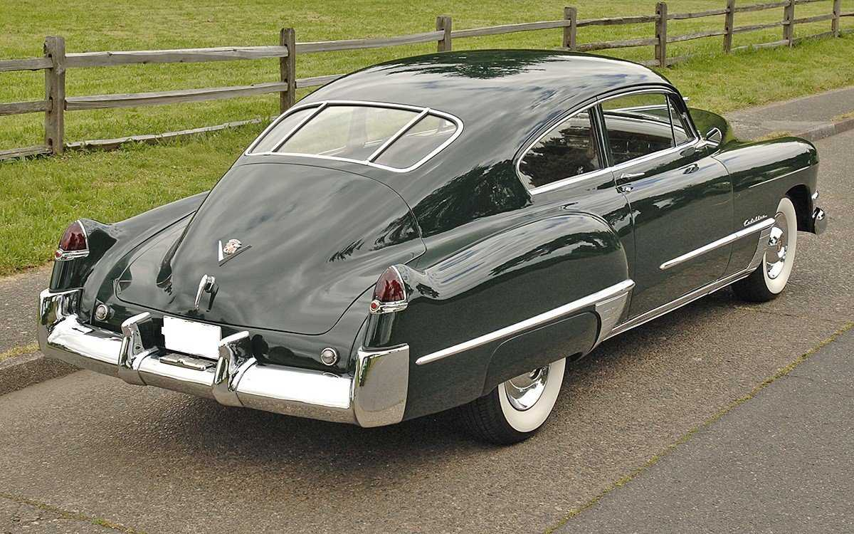 1949 Cadillac Series 62 For Sale In V8 Engine